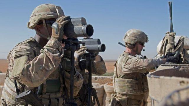 Militares de EE.UU.