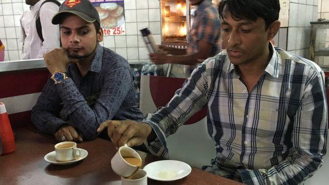 हैदाराबाद ईरानी चाय