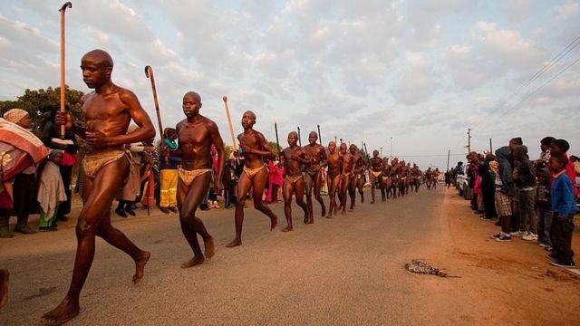 Nlọta ndị agbụrụ Ndebele n'afọ 2013