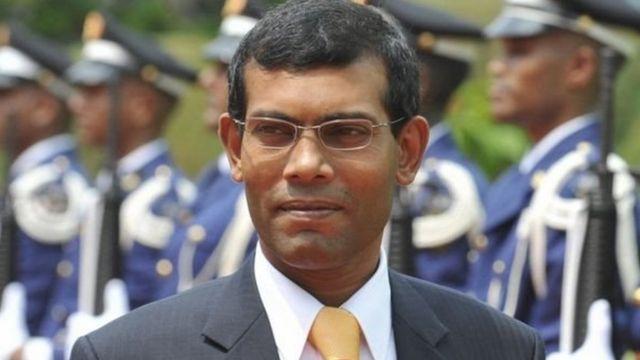 पूर्व राष्ट्रपति मोहम्मद नशीद ने वर्तमान राजनीतिक संकट में हस्तक्षेप के लिए भारत, अमरीका से कहा