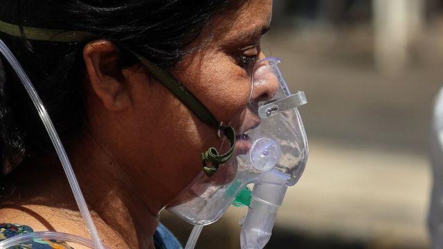 Hindistan, Ahmedabad'da şüpheli covid hasta