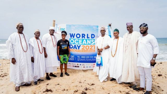 Wold Ocean Day 2021: