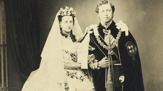 Александр и Эдуард, принц Уэльский