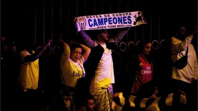 Le Real remporte la Ligue des champions saison 2016-2017