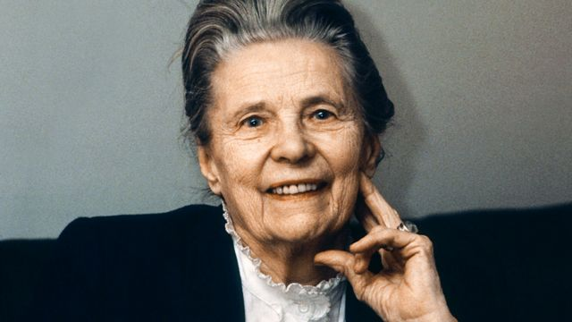 Alva Myrdal, la mujer que creó la Suecia moderna - BBC News Mundo