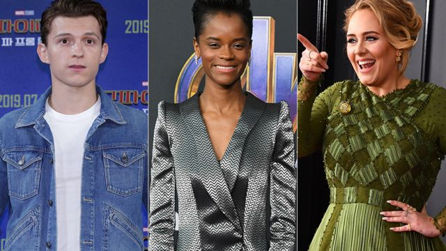 Oscars: Tom Holland, Letitia Wright and Adele join Academy