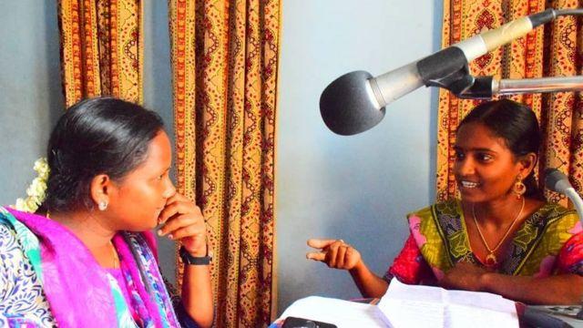 களஞ்சிய சமூக வானொலி பணியாளர்கள் & தன்னார்வலர்கள்