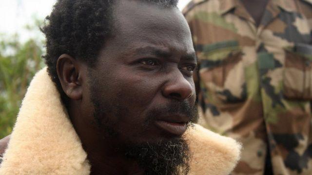 Le pasteur Fréderic Bitsangou 'Ntumi, était à la tête des ninjas, qui combattent le gouvernement congolais, entre 1998 et 2003.