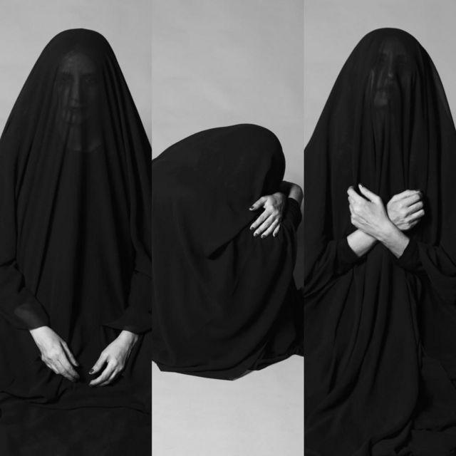 Serie da fotógrafa Boushra Almutawakel