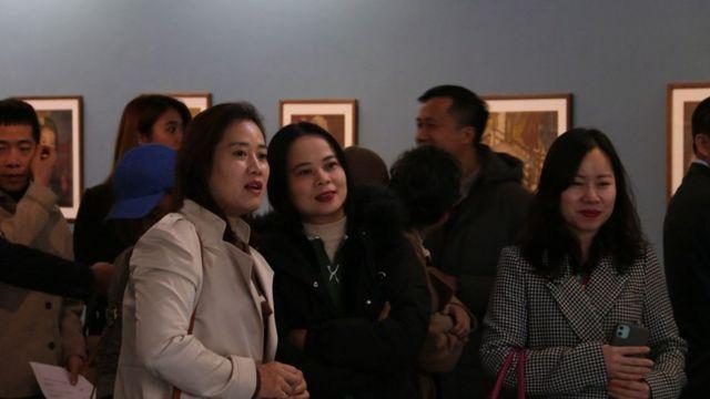 Khán giả tại buổi ra mắt 15/12 ở Hà Nội
