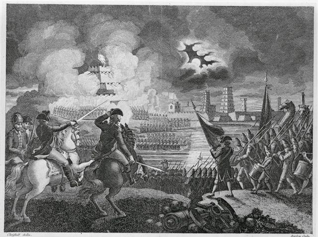 ٹیپو سلطان کی لڑائی