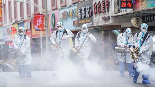 Эпидемиологические меры в Китае