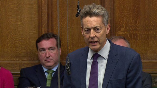 Ben Bradshaw at PMQs