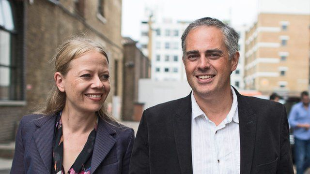 Green Party leaders