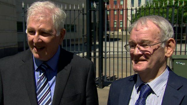 Gerry McKeown came to the aid of Kingsmills victim Alan Black after the IRA gun attack 40 years ago