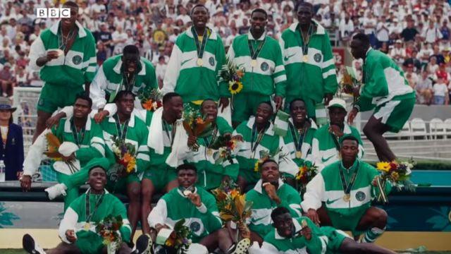 Taribo West es parte de esta generación dorada de Nigeria con Jay-Jay Okocha, Nwankwo Kanu y otros