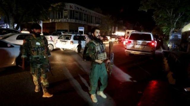 ஆப்கானிஸ்தான் குண்டுவெடிப்பில் குறைந்தது 17 பேர் பலி