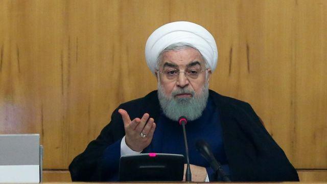 """حسن روحانی گفته """"ایران در کنوانسیون خزر امتیازات خاصی گرفت"""""""