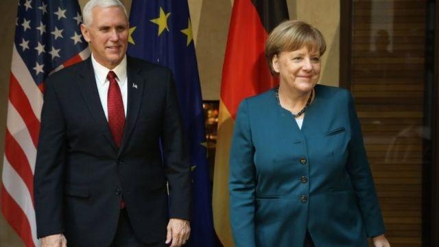 بينس: ملتزمون بدورنا في حلف شمال الأطلسي وعلى الأوروبيين أن يدفعوا ما عليهم لتمويل المنظمة والعمل على الدفاع عن انفسهم بأنفسهم