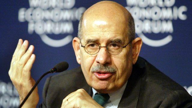 كان البرادعي تقدم باستقالته من منصبه في 14 أغسطس آب 2013 عقب بدء فض اعتصام رابعة والنهضة لمؤيدي الرئيس السابق