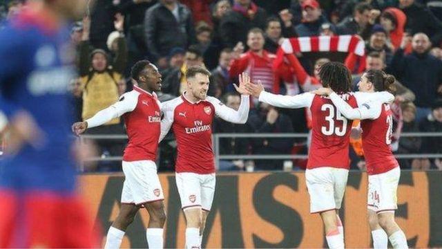 Ndị otu Arsenal