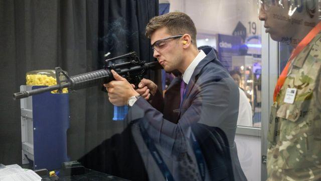 ทดสอบปืน