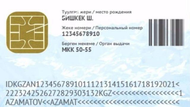 Паспорт маселеси боюнча Мамлекеттик каттоо кызматынын бакандай үч өкүлү кармалды