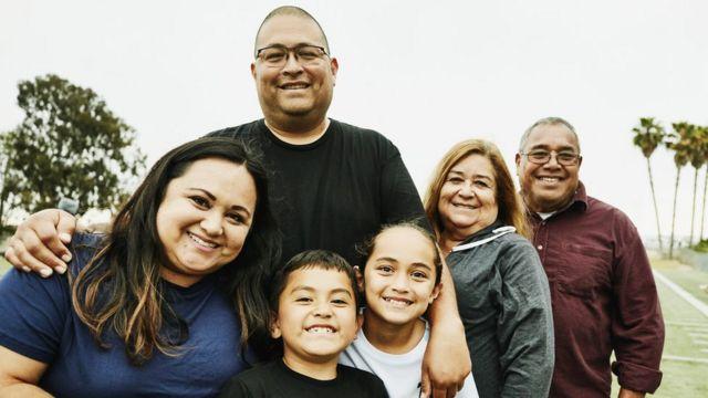 एउटा परिवारको फोटो