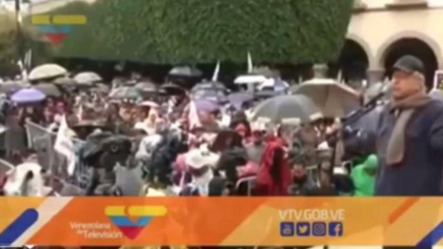 Un video falso sobre un reporte de VTV