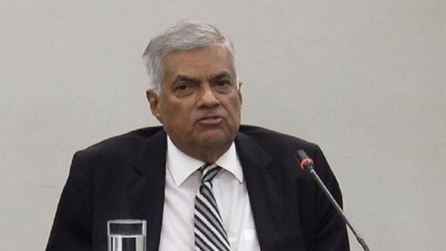 ரணில் விக்ரமசிங்க
