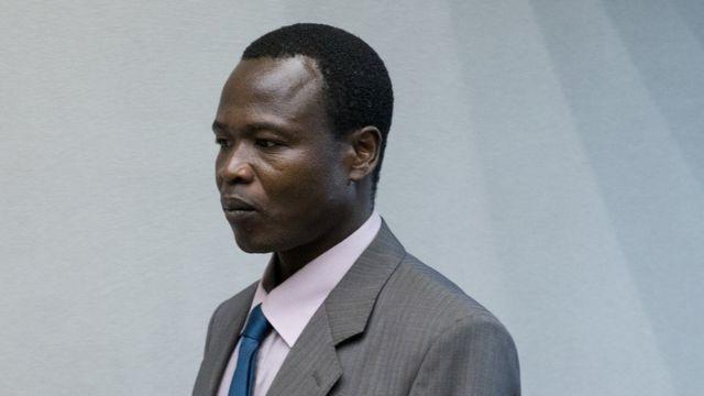 Dominic Ongwen avuga ko ivyo aregwa bibazwa LRA ngo siwe vyega
