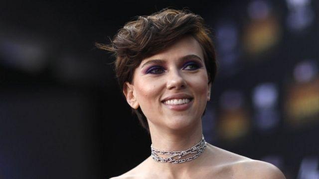 Bintang Hollywood Scarlett Johansson