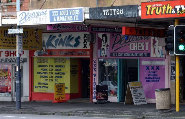 Karangahape, la zona roja de Auckland.
