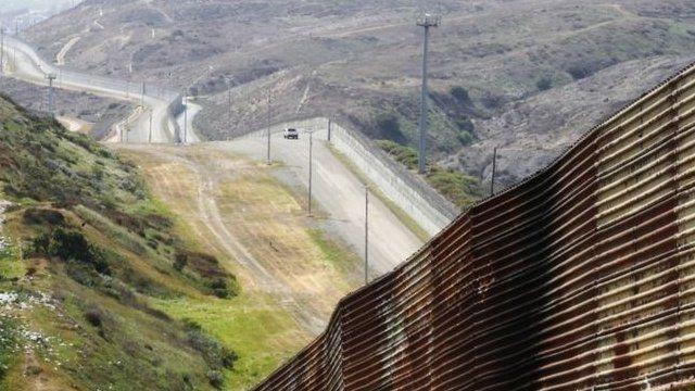 مرز با مکزیک