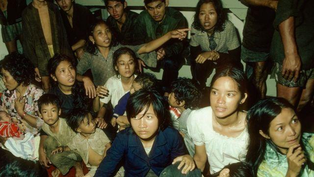 Seeking asylum: Facing pirates, storms and gunfire to flee Vietnam