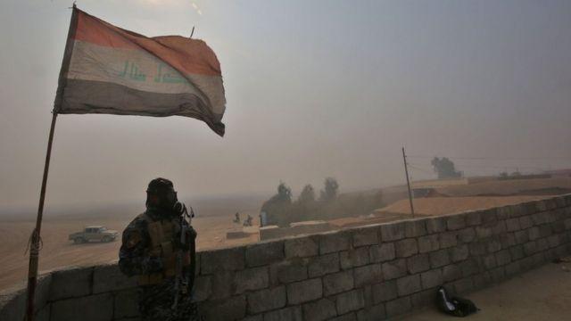 Iraq qüvvələri