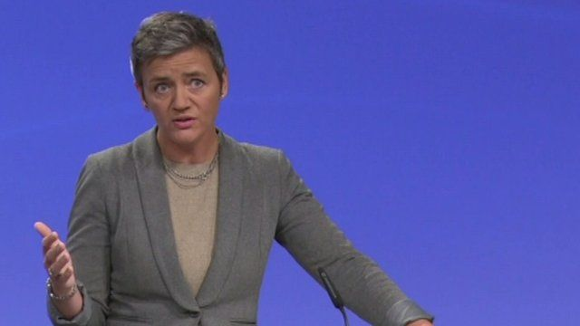 European Commission Competition Commissioner Magrethe Vestager