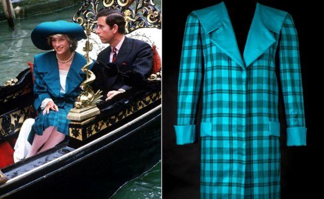 Princess Diana and Prince Charles/suit
