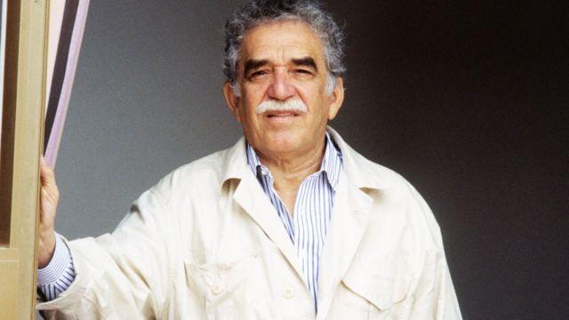 Gabriel García Márquez en 1982.
