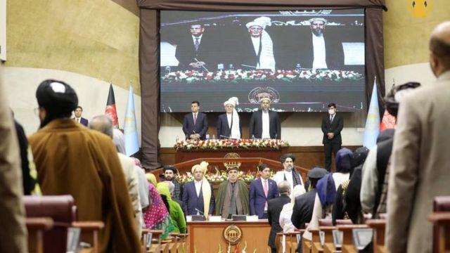 سوم سال کاری مجلس هفدههم افغانستان