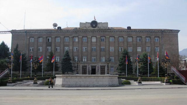 Tanınmamış Dağlıq Qarabağ Respublikasının prezident administrasiyası