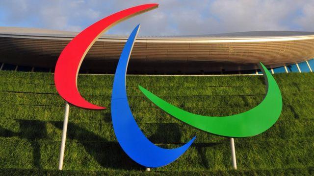 Флаг Паралимпийского движения