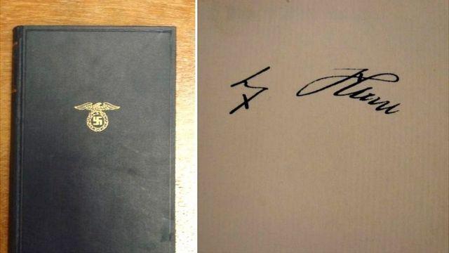 livro do Hitler