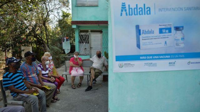 Cuba nói vaccine Abdala 'hiệu quả 92,28% trước mọi biến thể Covid' _119019339_gettyimages-1232845995