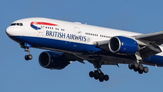 BA plane lands in Edinburgh instead of Dusseldorf by mistake