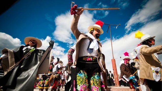 Tunantada, Fiesta tradicional.