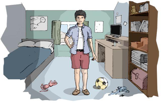 Ilustración inspirada en Leo