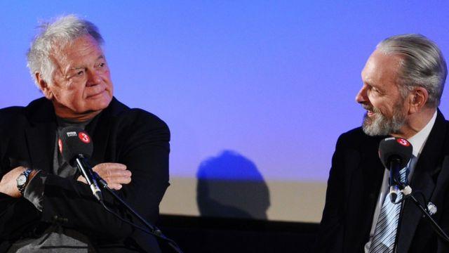 ছবির দুই প্রধান চরিত্রে অভিনয় করেন কিয়ের ডুলে (ডানে) এবং গ্যারি লকউড (বাঁয়ে)