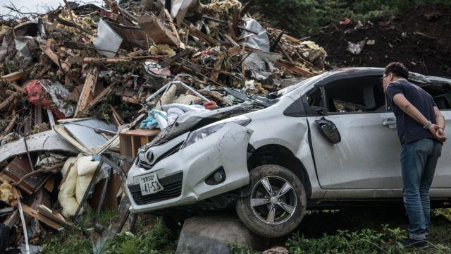 2018年9月日本北海道大地震死傷慘重