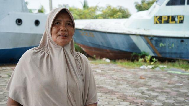 Saudah, korban tsunami Aceh